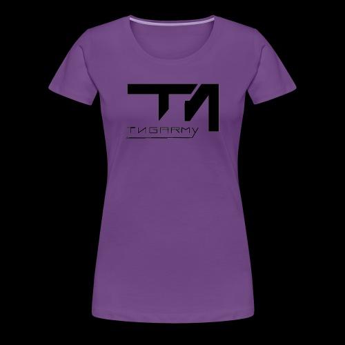 TNG NEW Black - Frauen Premium T-Shirt