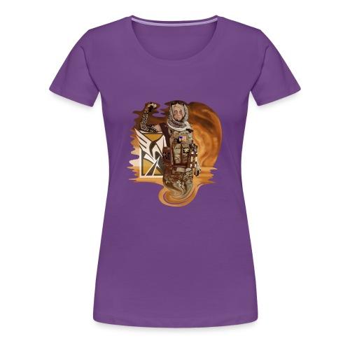 Valklesca - Frauen Premium T-Shirt