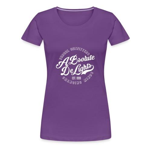 EuroDL Retro T-shirt - Vrouwen Premium T-shirt
