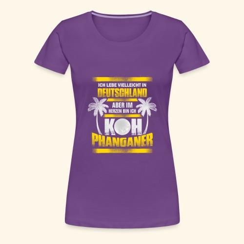 Koh Phanganer Shirt - Frauen Premium T-Shirt