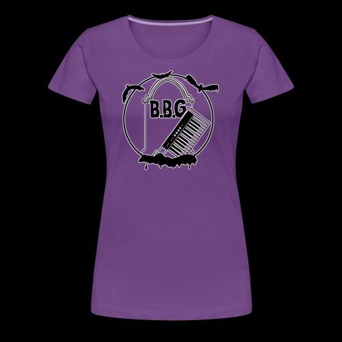 Ben Bloodygrave Logo - Frauen Premium T-Shirt