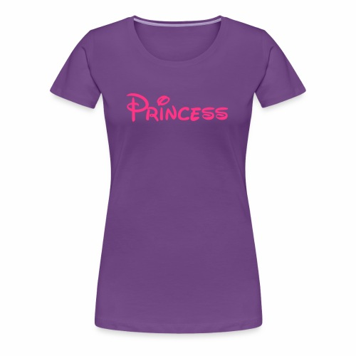 Princess - Frauen Premium T-Shirt