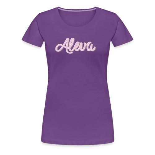 aleva - Frauen Premium T-Shirt