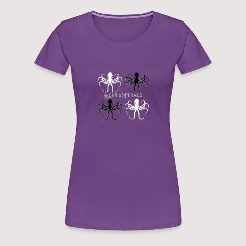 SchnidoPermusFour - Frauen Premium T-Shirt
