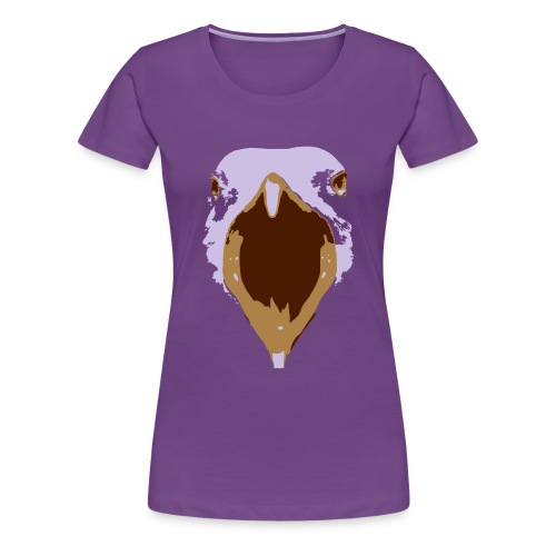 Ballybrack Seagull - Women's Premium T-Shirt