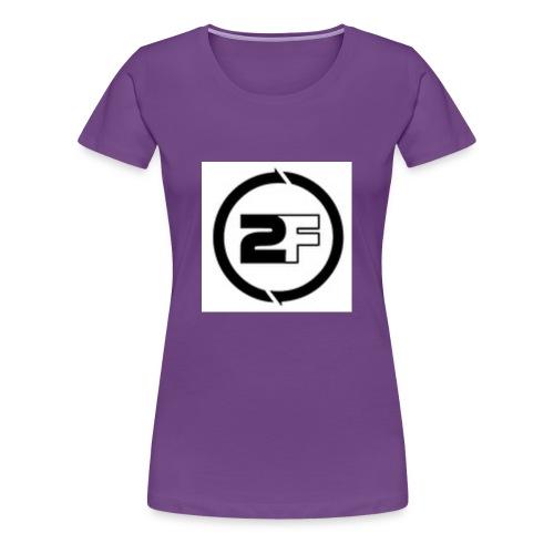2freexx - Premium-T-shirt dam
