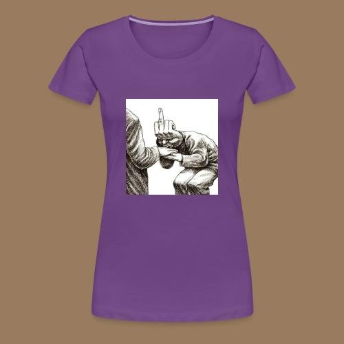 Trust - Frauen Premium T-Shirt
