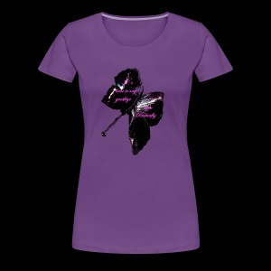 It`s time to say goodbye - Frauen Premium T-Shirt