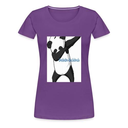DabiDi-DabDab shirt - Frauen Premium T-Shirt