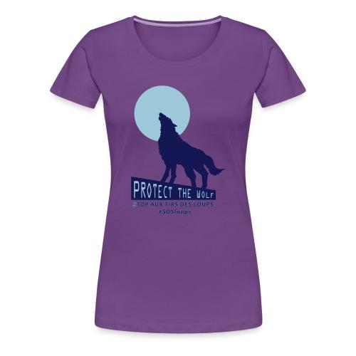 loupteeshhirt3 - T-shirt Premium Femme