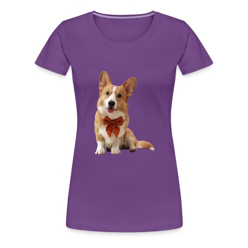 Bowtie Topi - Women's Premium T-Shirt