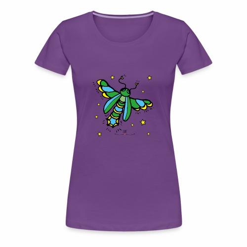 Luxul- Die Hüterin von Orbis - Frauen Premium T-Shirt