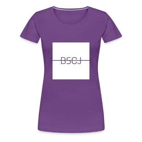 BSC.J - Vrouwen Premium T-shirt