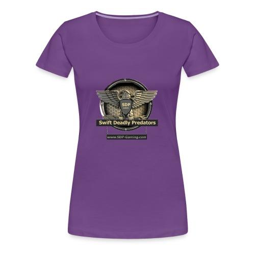 SDP-Gaming.com - Recruiter Shirts - Vrouwen Premium T-shirt
