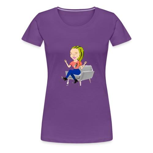 Muñequita alegre - Camiseta premium mujer