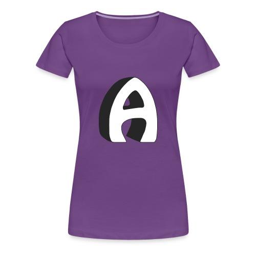 Alfa Kv | Basebal T-Shirt (lange mouwen) - Vrouwen Premium T-shirt