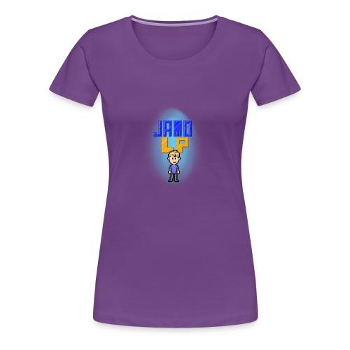 Pixel Jamo - Dame premium T-shirt
