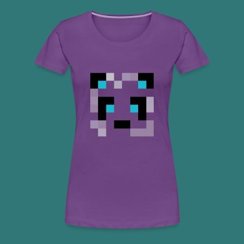 Dustino0's panda - Women's Premium T-Shirt