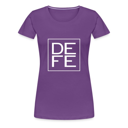 defelogo - Women's Premium T-Shirt