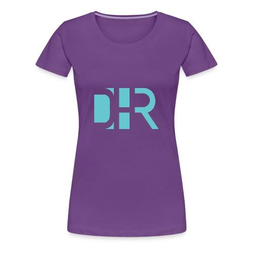 DHR Trick Shots - Women's Premium T-Shirt