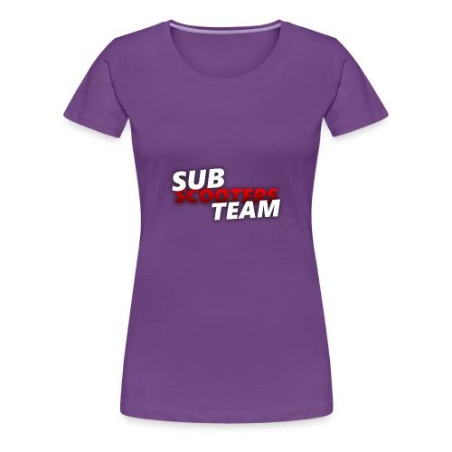 SST3 - Vrouwen Premium T-shirt
