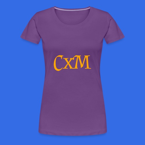CxM - Women's Premium T-Shirt