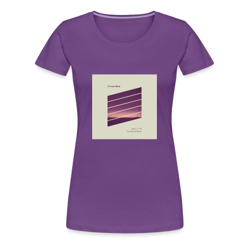 4 Track Mind - Women's Premium T-Shirt