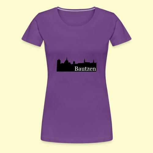 Bautzen 1 - Frauen Premium T-Shirt