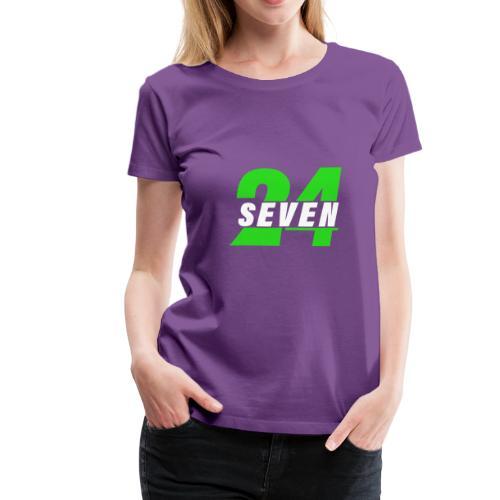 24 seven - Frauen Premium T-Shirt
