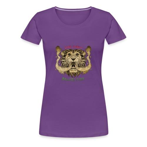 Don Jonko Ballistic Force Rasta - Vrouwen Premium T-shirt