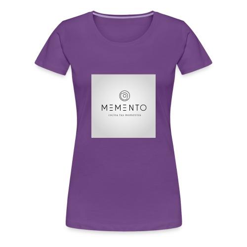 Memento - Camiseta premium mujer