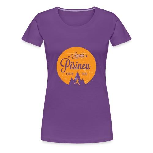 MP16 T shirt - Camiseta premium mujer