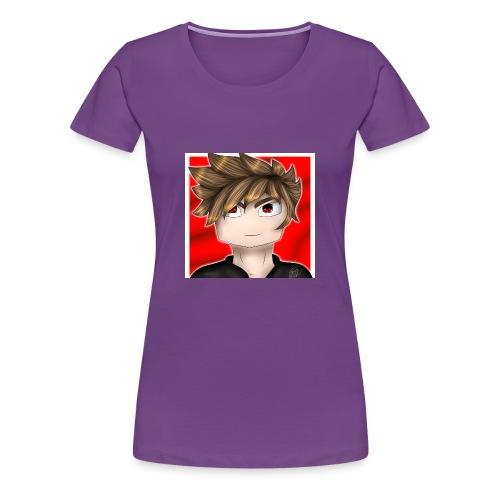 Camiseta Anime Profile Picture - Camiseta premium mujer