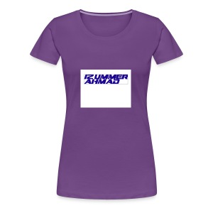 izummerahmad - Women's Premium T-Shirt