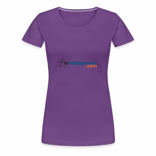 Ionoleggioauto.com - Maglietta Premium da donna