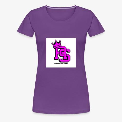 RS - Camiseta premium mujer