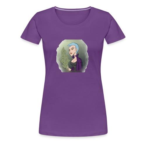 hechicera - Camiseta premium mujer