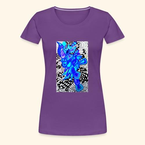 Kosmos - Koszulka damska Premium