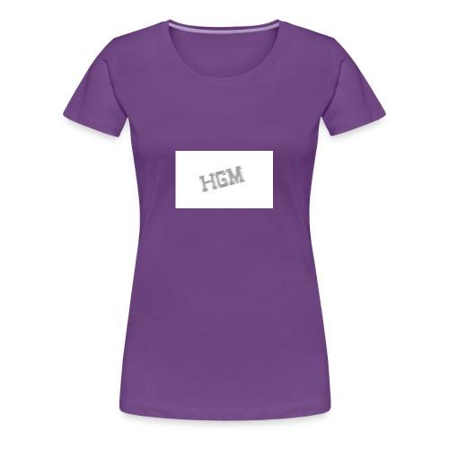 HGM MERCH - Women's Premium T-Shirt