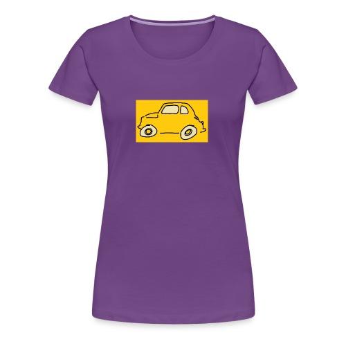 f 500 - Premium T-skjorte for kvinner