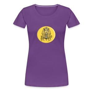 Echnaton, Sonnenkönig im alten Ägypten - Frauen Premium T-Shirt