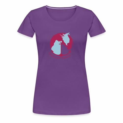 Tinkerzucht Neuland - Frauen Premium T-Shirt