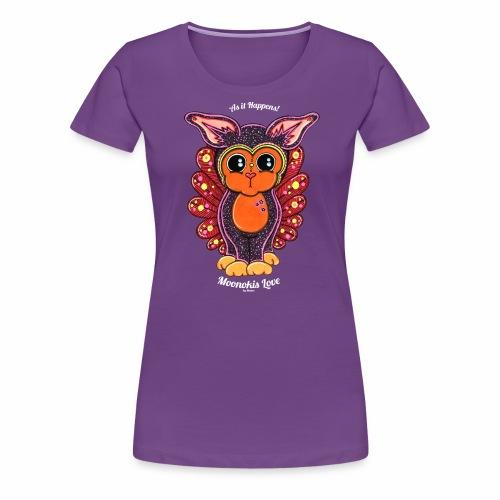 Moonokis inc. As it Happens III knows - Women's Premium T-Shirt