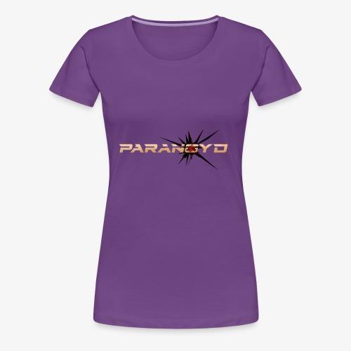 Paranoyd-Logo - Frauen Premium T-Shirt