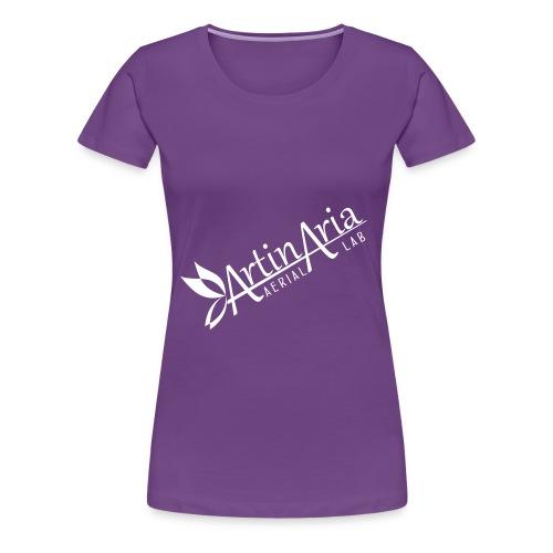 Artinaria Aerial Lab - Maglietta Premium da donna