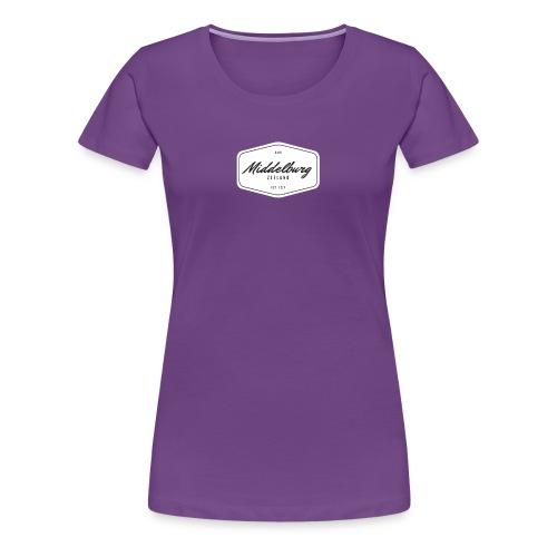 0118 Middelburg - Vrouwen Premium T-shirt