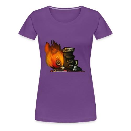 Speaker Buddies - Women's Premium T-Shirt