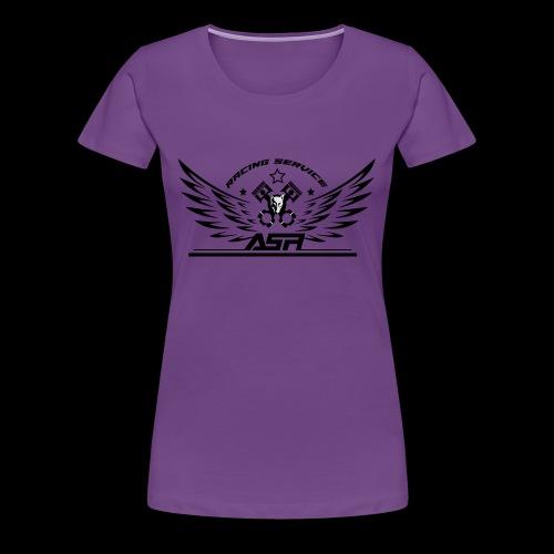 ASR ANGELS - T-shirt Premium Femme