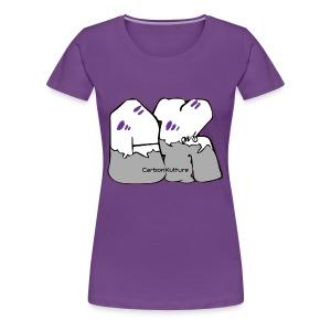 CarbonKulture GraffitiTwo - Women's Premium T-Shirt
