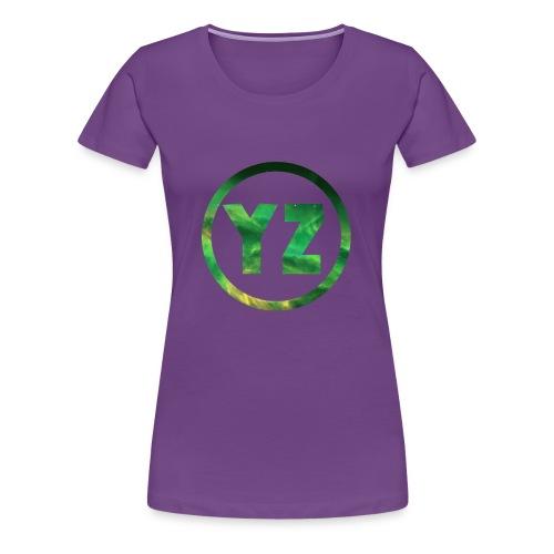 YZ-Mok - Vrouwen Premium T-shirt